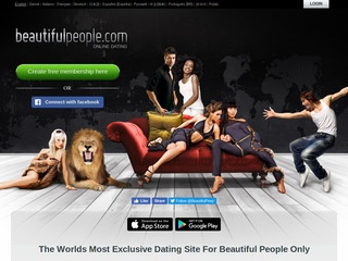 Beautiful People Homepage Image